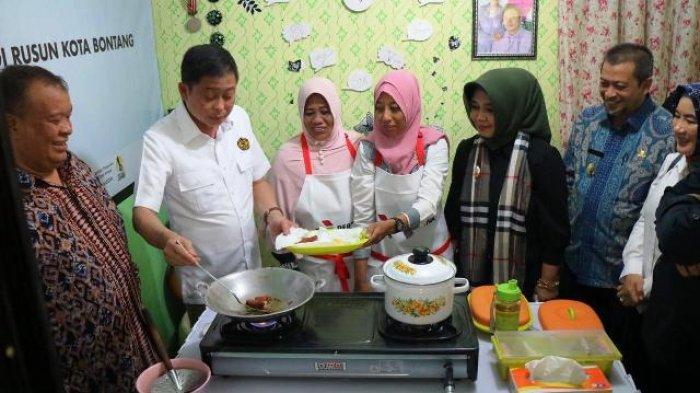 Menteri Ignasius Jonan Janji Tambah 100 Ribu Jargas Buat Kalimantan Timur