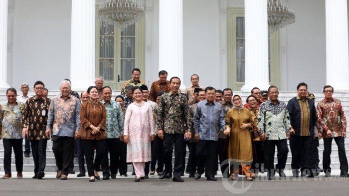 8 Orang Masih 30an dan Termuda 31 Tahun, Bocoran Susunan Kabinet Jokowi Maruf Jilid 2, Ini Sosoknya