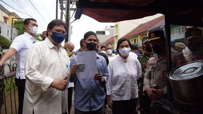 Pemerintah Mulai Luncurkan Program Bantuan Tunai Untuk PKL dan Warung dari Kota Medan