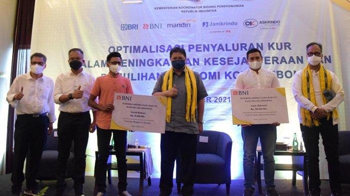 Jadi Tumpuan Utama, Menko Airlangga Dorong KUR untuk Sektor Pertanian dan Perikanan Provinsi Maluku