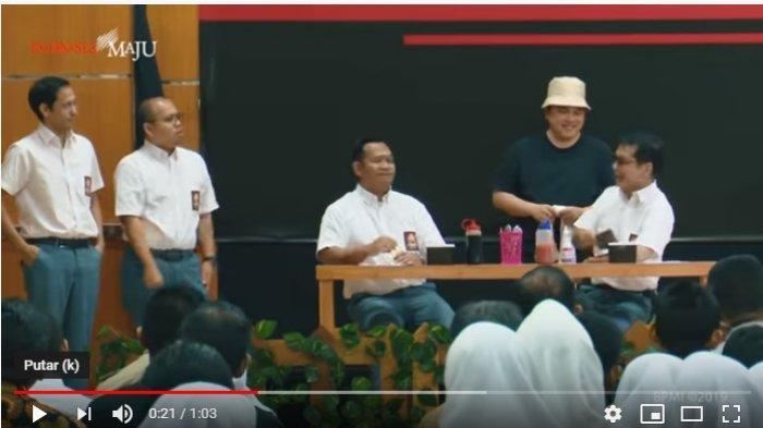 Curhat di Mata Najwa, Wishnutama dan Nadiem Makarim Mengaku Dapat Tekanan Saat Jabat Menteri Jokowi