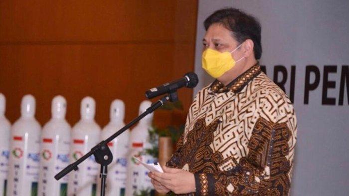 Menko Airlangga Hartarto: PPKM Darurat Dijalankan dengan Prokes Ketat dan Penegakan Hukum