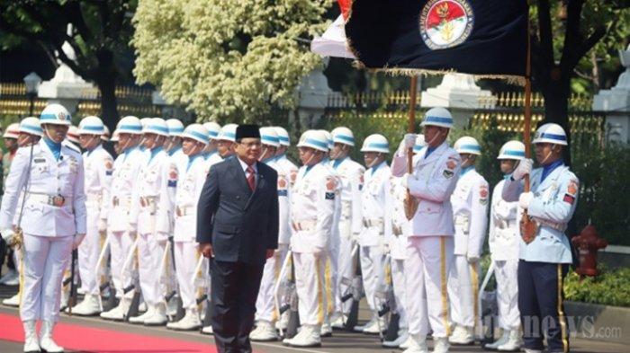 Mutasi Besar-besaran Panglima TNI Pindahkan 32 Jenderal, Ada yang ke Kantor Menhan Prabowo Subianto