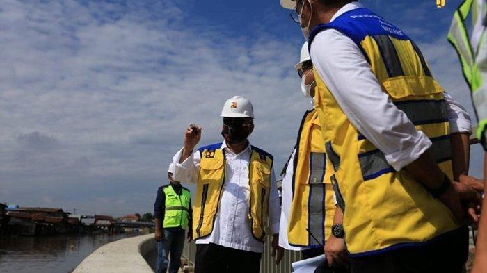 Menteri PU Tinjau Normalisasi Sungai Karang Mumus, Ajak Semua Pihak Menjaga Daerah Tangkapan Air