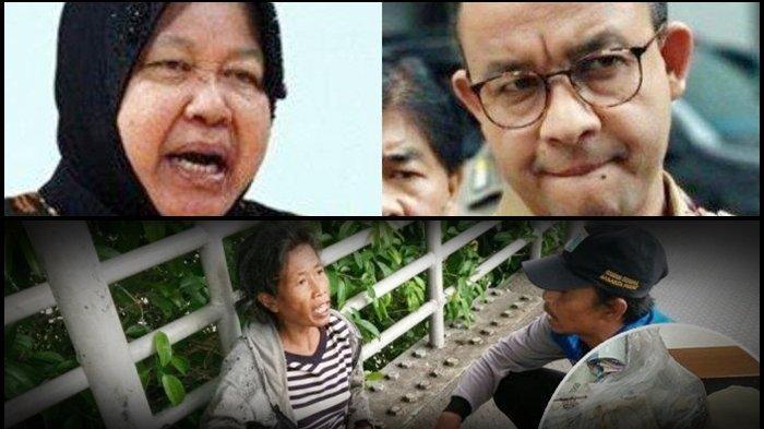 Anak buah Megawati Sebut Mensos Risma jadi Penantang Serius Anies Baswedan, Pilgub DKI Jakarta Seru