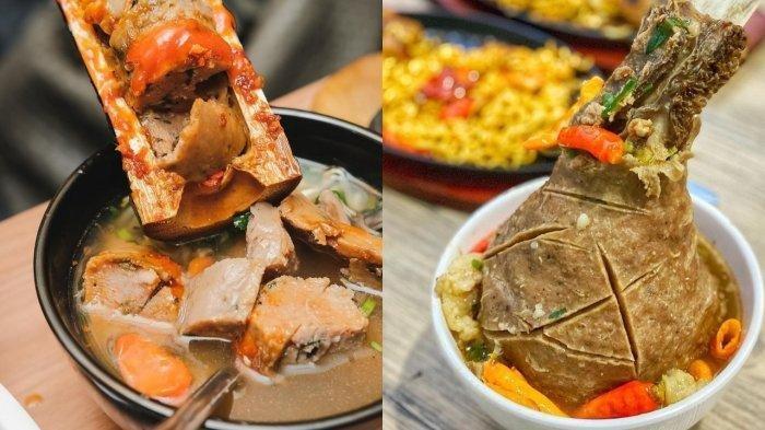 Makan Siang Pengen Makan Bakso, Ini Rekomendasinya di Bogor, Nikmatnya Bakso Rusuk Joss