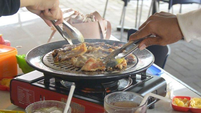 Tak Cuma Hotplate, Platter Balikpapan Juga Sajikan Menu Barbeque Khas Korea