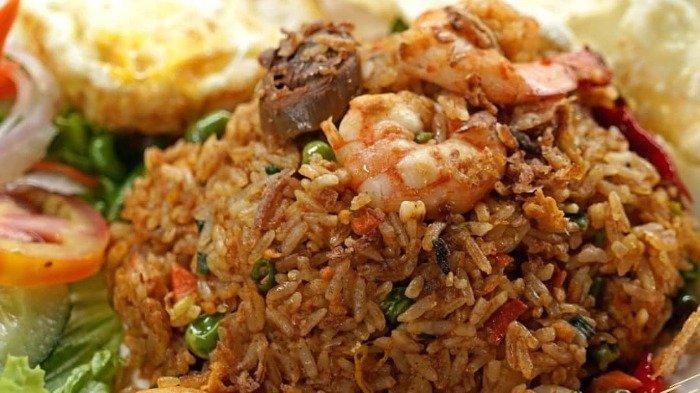 Malam ini Ingin Makan Nasi Goreng Enak di Medan, Ini Rekomendasinya, Ada Nasi Goreng Kambing