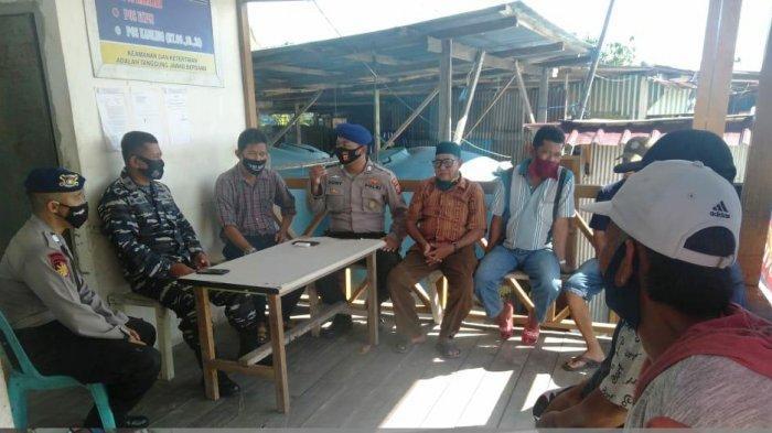 Temukan Pengunjung di Beras Basah, Aparat Kumpul Penyedia Kapal Bontang, Ini yang Dilakukan