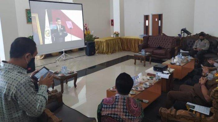 Siang Ini BPK, Polri dan Kejagung Tanda Tangan MoU Diikuti Secara Virtual Seluruh Indonesia