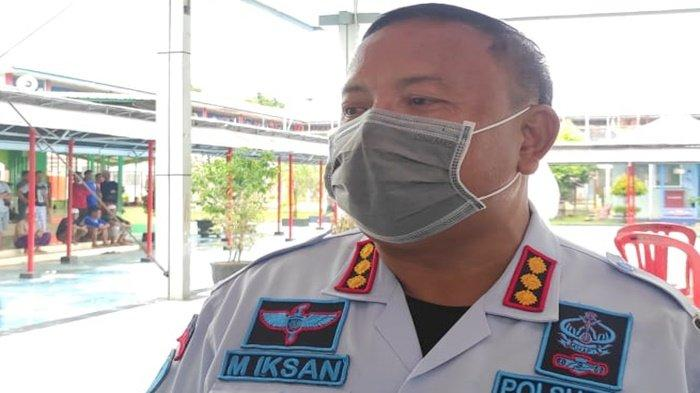 Diduga Terlibat Jaringan Narkoba dalam Lapas, 18 WBP dari Bontang Dipindah ke Lapas Samarinda