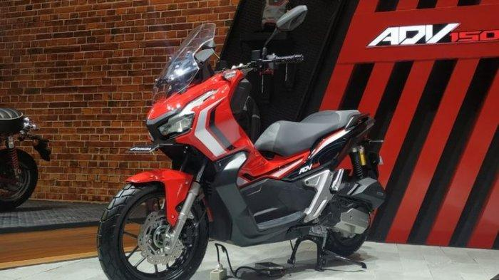 Honda ADV 150 Resmi Meluncur di Balikpapan, Simak Harga Aksesorisnya