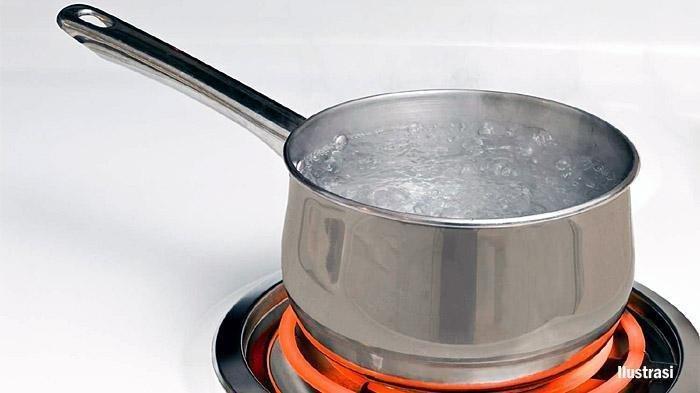 Apakah Benar Masak Air yang Sudah Matang Bisa Membahayakan Bagi Kesehatan Tubuh? Ini Penjelasanya