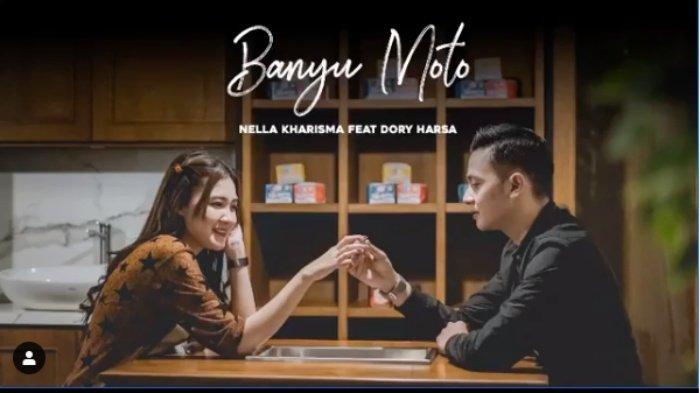 Mesra, Duet Dory Harsa dan Nella Kharisma di Lagu Banyu Moto Trending No 1 YouTube, Lirik & Kisahnya