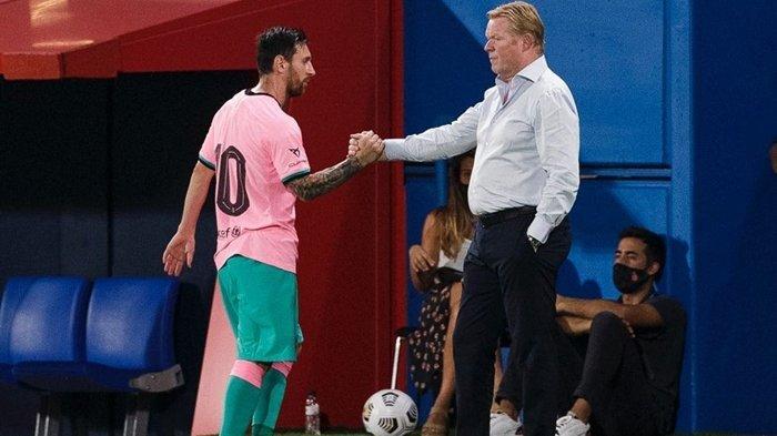 Koeman Seperti Orang Jahat di Film atas Hengkangnya Suarez dari Barcelona, Tak Peduli Perasaan Messi