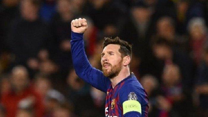 Final Copa del Rey - Motivasi Tinggi Lionel Messi Usai Hasil Buruk Liga Champions
