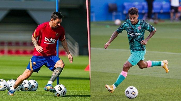 Kedatangannya Sempat Timbulkan Keraguan, Coutinho Bangkit di Barcelona, Tampil Padu Dengan Messi