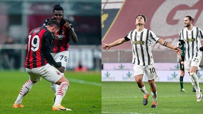 Klasemen dan Hasil Liga Italia: Dramatis! Juventus dan AC Milan Rebut Tiket Terakhir Liga Champions