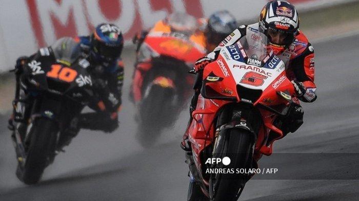 Jam Tayang & Jadwal MotoGP 2021 Live Trans7: Tonton GP Amerika Via Link Streaming TV Online