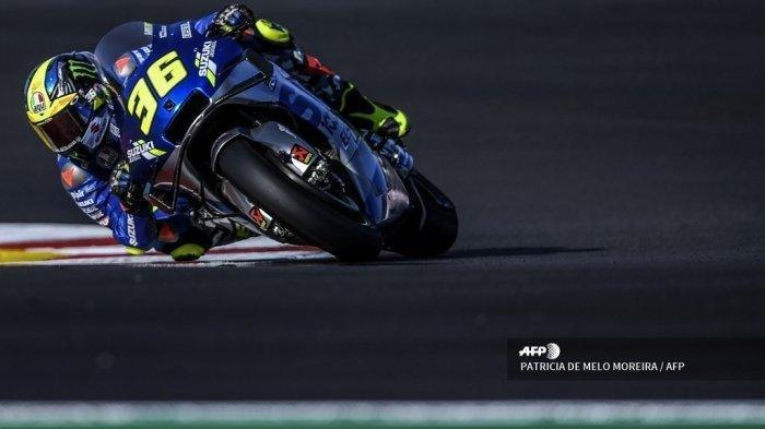 Miguel Oliveira Pole Position, Jadwal MotoGP Portugal 2020 Trans7 Hari Ini,  Joan Mir Grid Terakhir