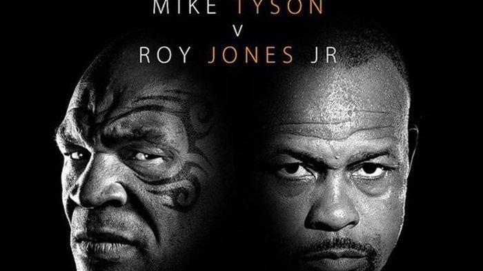 Jadwal Mike Tyson vs Roy Jones, Terungkap Penyebab Si Leher Beton Comeback, Gara-gara Hal Sepele
