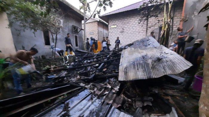 Kebakaran di Gang Rahman Samarinda, Saksi Mata Sempat Mendengar Suara Kretek-kretek