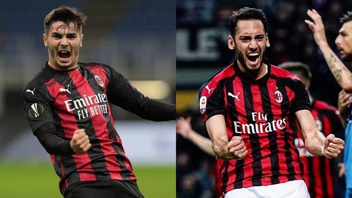 Update Liga Italia, AC Milan Dekati 2 Gelandang Serang, Tanda Lepas Calhanoglu dan Brahim Diaz?