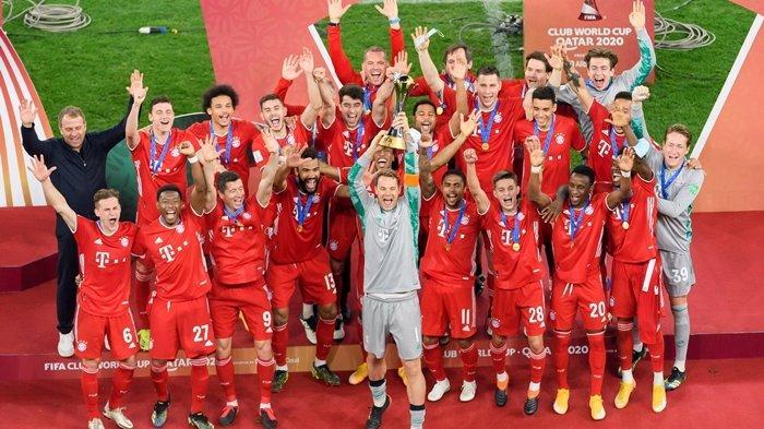 VAR Buat Bayern Muenchen Juara Piala Dunia Antar Klub, Die Roten Samai Prestasi Barcelona