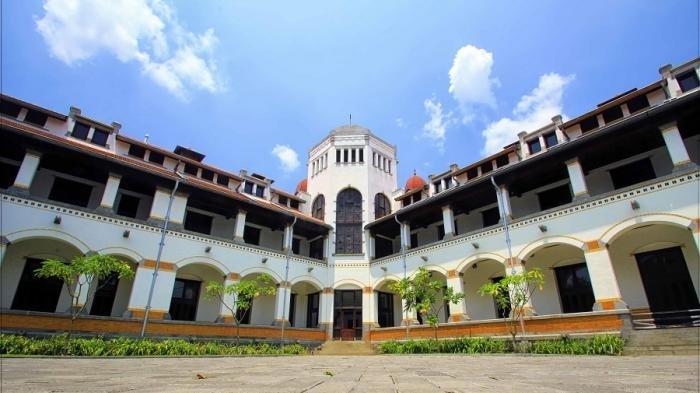 Bangunan yang Sangat Ikonik di Kota Semarang, Berikut ini Harga Tiket Masuk Lawang Sewu