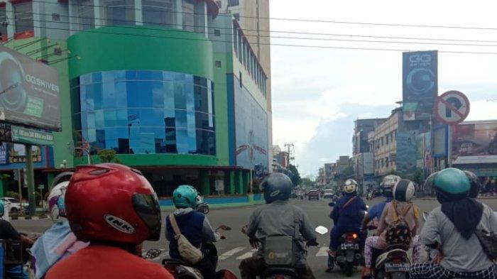 PSBB di Kota Tarakan Dilanggar, Banyak Toko Tutup Pukul 20.00 Wita ke Atas, Walikota Ingatkan Sanksi