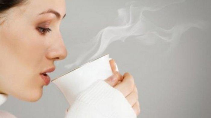 Rajin Minum Air Hangat, Ini Manfaat yang Didapat Tubuh, Bisa Meningkatkan Aliran Sirkulasi Darah