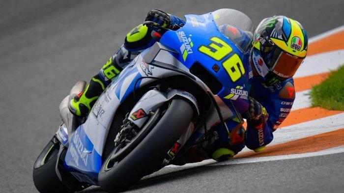 Rider Suzuki Ecstar, Joan Mir berhasil keluar sebagai juara dunia MotoGP 2020.