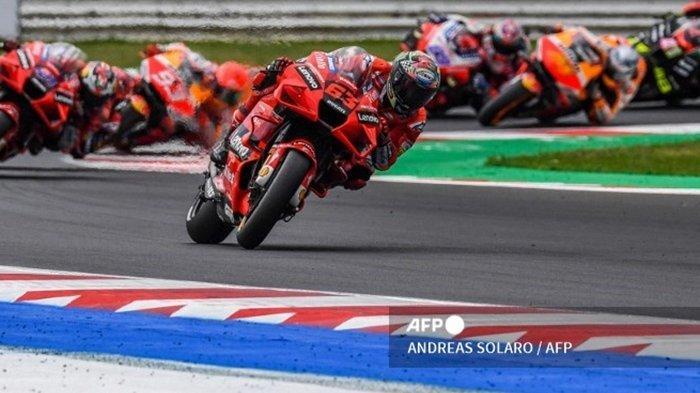 Jadwal MotoGP 2022 Bocor, GP Indonesia di Sirkuit Mandalika Jadi Seri Kedua & Lokasi Tes Pramusim
