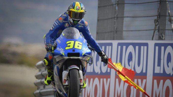 Pujian Manis Alex Marquez ke Joan Mir Juara MotoGP Valencia 2020, Klasemen MotoGP, Nasib Morbidelli?