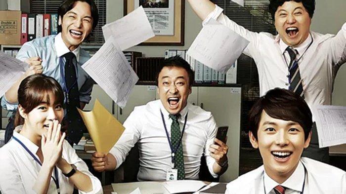 5 Drama Korea tentang Karyawan, Tontonan Seru saat Bosan dengan Suasana Kantor