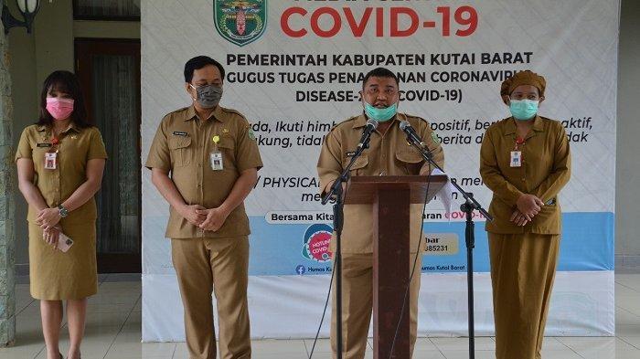 Pasien Covid-19 Sembuh Bertambah, Namun Jumlah Kasus Positif di Kubar Juga Terus Naik