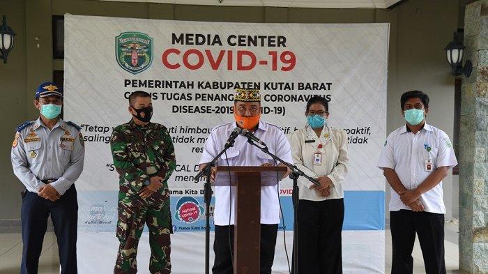 Satu Pasien Melak Positif Covid-19, Misran Effendi Minta Masyarakat Waspadai Transmisi Lokal