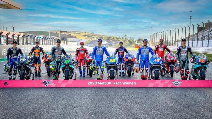 UPDATE Jadwal MotoGP 2021, GP Indonesia Masih Cadangan, Dorna Upayakan Penonton Dapat Hadir