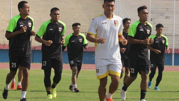 Mitra Kukar vs Sriwijaya FC Digelar Besok Rabu (13/11), Kondisi Fauzi dan Rafly Sudah Prima