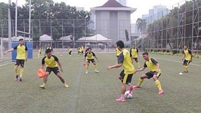 Dua Hari Pemulihan, Mitra Kukar FC Akui Perbaiki Lini Depan dan Pertahanan