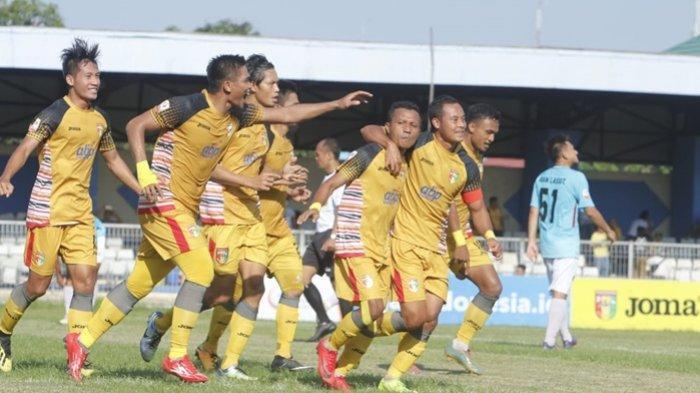 5 Tim yang Telah Memastikan Diri Lolos ke Babak Delapan  Besar Liga 2 2019