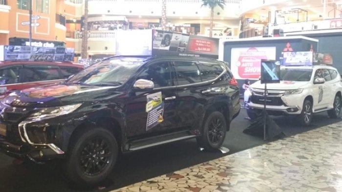 Mitsubishi Motors Auto Show di E-Walk Balikpapan, Pengunjung Bisa Test Drive Xpander dan Pajero