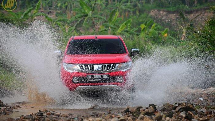 Mitsubishi Masih Andalkan New Triton, Target Terjual 1.000 Unit Per Bulan