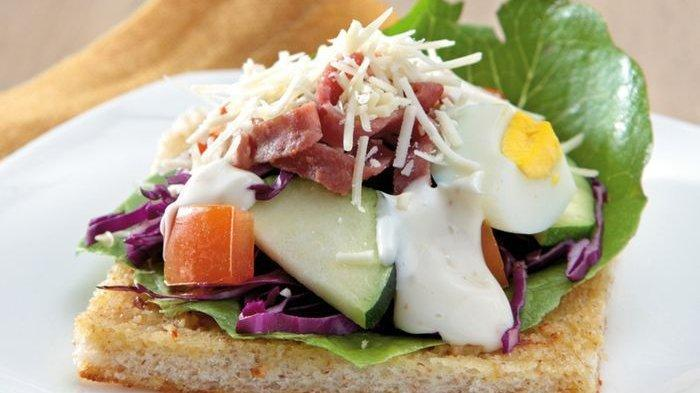 Cara Bikin Mix Veggie Salad Super Enak, Menu Sarapan Nikmat Saat Akhir Pekan Bersama Keluarga