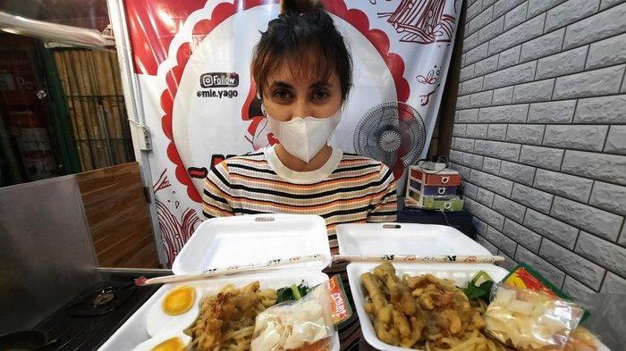 Nikmati Lezatnya Mie Ayam Goreng di Kedai Miyago MARIMAR Samarinda, Rasa Originalnya Gurih & Crunchy