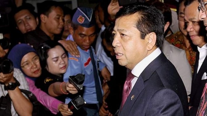 Setya Novanto akan Dilaporkan ke MKD, Politisi Golkar: DPR Punya Rakyat