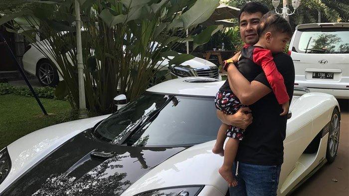 Petugas Geleng-geleng Kepala Melihat Benda di Rumah Raffi Ahmad saat Tagih Tunggakan Pajak