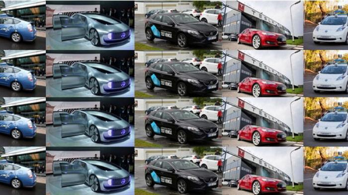 Canggih, Inilah 5 Mobil Menakjubkan yang Bisa Dikendarai Tanpa Sopir