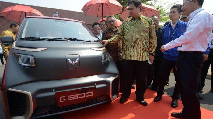Tahun Mendatang Wuling Produksi Mobil Listrik, Tipe Mobil Mini yang Dipersembahkan