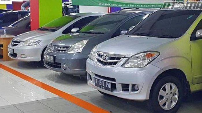 Daftar Harga Mobil Bekas per Juli 2021, dari Honda Brio sampai Toyota Rush